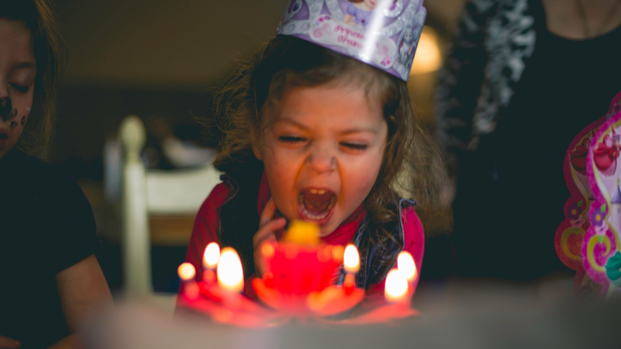 Birthday parties without breaking the bank
